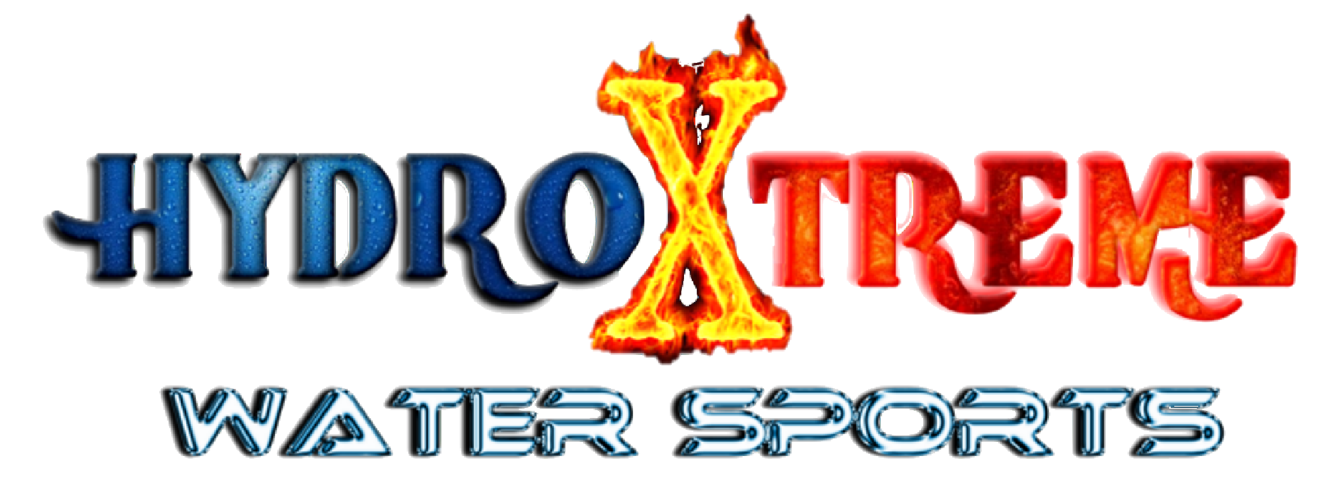 HydroXtreme Watersports Logo